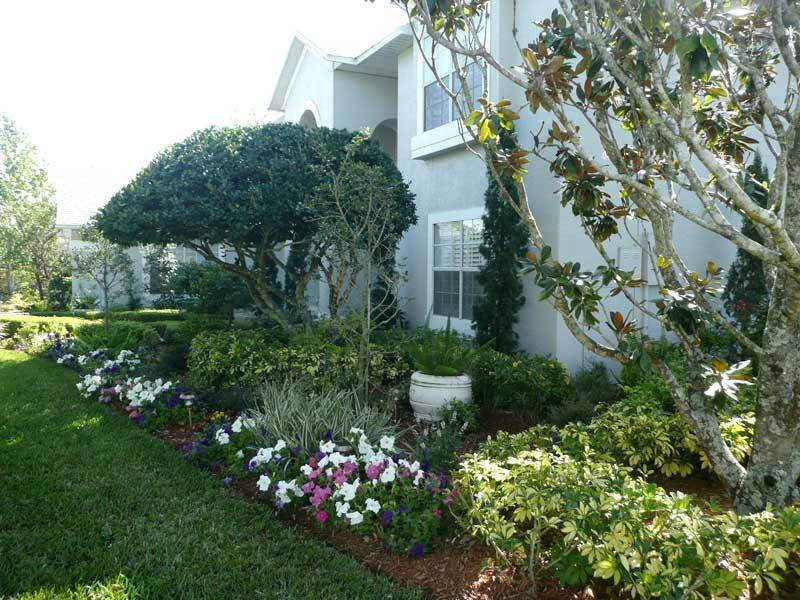 Central Florida Landscaping Photos Brevard County